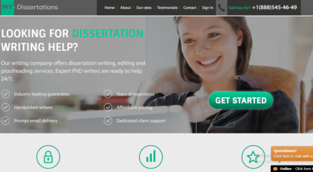 MyDissertations Review